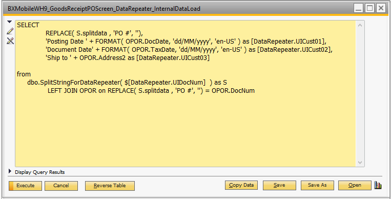Produmex Scan Customization Guide []